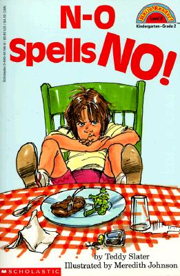Image for N-O Spells No (Hello Reader, Level 2)