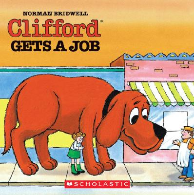 Image for CLIFFORD GETS A JOB