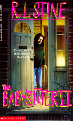 Image for The Baby-Sitter II (Point Horror Series)