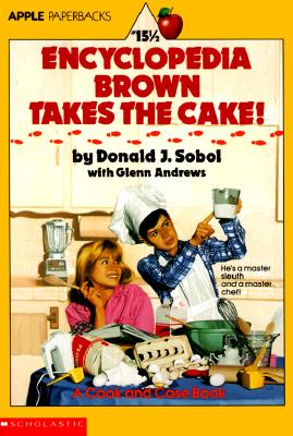 Image for Encyclopedia Brown Takes the Cake!