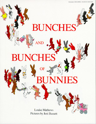 Bunches and Bunches of Bunnies, Louise Mathews