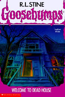 Image for Welcome to Dead House (Goosebumps, No. 1)