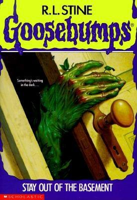 Image for Stay Out of the Basement (Goosebumps, No 2)