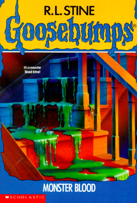 "Image for ""Monster Blood (Goosebumps, No 3)"""