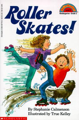Image for Roller Skates! (Hello Reader, Level 2)