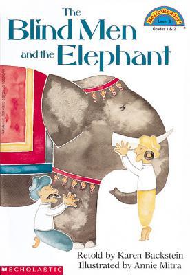 The Blind Men and the Elephant (Hello Reader!, Level 3, Grades 1&2), Backstein, Karen