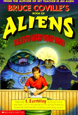 Image for Bruce Coville's Book of Aliens: Tales to Warp Your Mind
