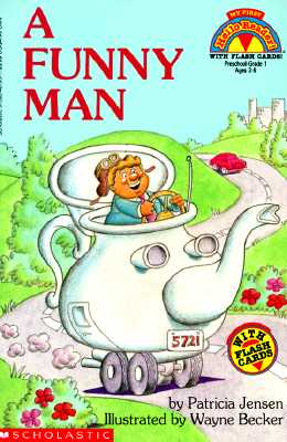 Image for A Funny Man (My First Hello Reader!)