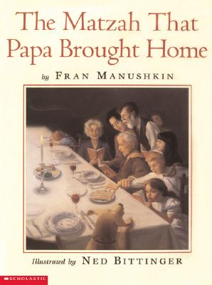 Image for The Matzah That Papa Brought Home (Passover Titles)