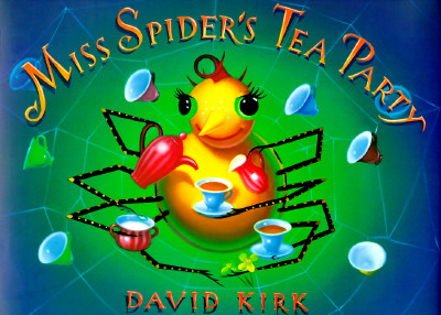 Image for Mriss Spider's Teaparty