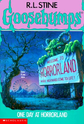 Image for One Day at Horrorland (Goosebumps, No 16)