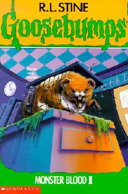 Image for Monster Blood II (Goosebumps (Quality))