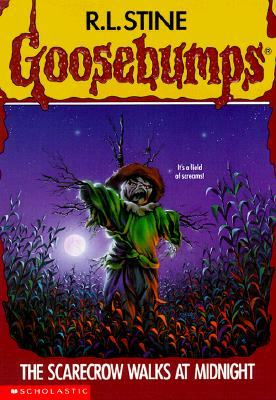 Image for The Scarecrow Walks at Midnight (goosebumps #20)
