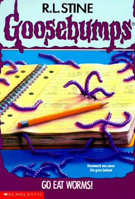Image for Go Eat Worms (Goosebumps, No. 21)