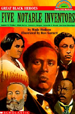 Image for Great Black Heroes: Five Notable Inventors (level 4) (Hello Reader)