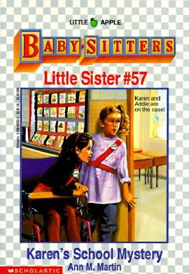Image for Karen's School Mystery (Baby-Sitters Little Sister #57)