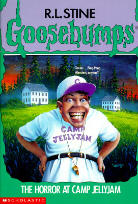 Image for The Horror at Camp Jellyjam (Goosebumps #33)