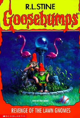 Image for Revenge of the Lawn Gnomes (Goosebumps #34)