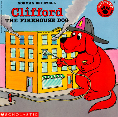 Image for CLIFFORD FIREHOUSE DOG