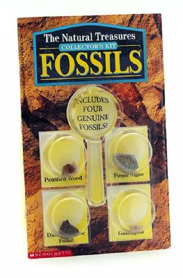 Image for Fossils/Book and Fossils (The Natural Treasures Collector's Kit)