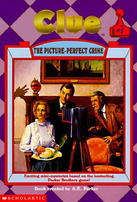 Image for The Picture-Perfect Crime (Clue Series, No. 7)