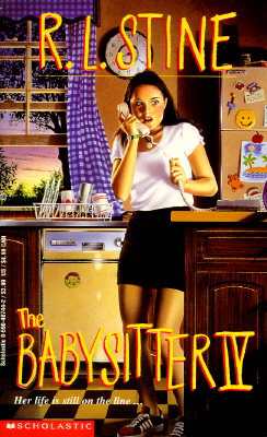 Image for The Baby-Sitter IV (Point Horror Series)