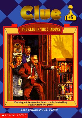 Image for The Clue in the Shadows (Clue Books, No 8)