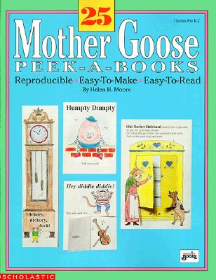 Image for MOTHER GOOSE PEEK-A-BOOKS