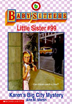 Image for Karen's Big City Mystery (Baby-Sitters Little Sister, No. 99)