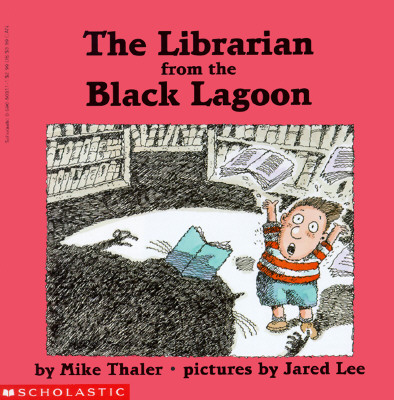 Image for The Librarian from the Black Lagoon
