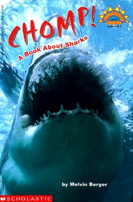 Image for Chomp! A Book About Sharks (level 3) (Scholastic Reader)