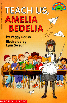 Image for Teach Us, Amelia Bedelia  (Hello Reader!, Level 4)