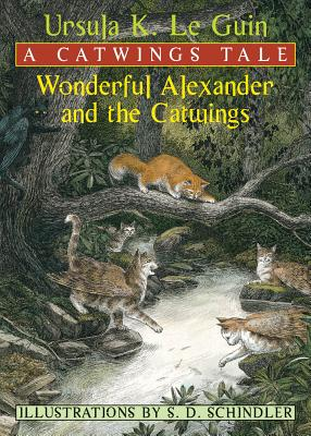 Image for Wonderful Alexander And The Catwings (Disney Princess)
