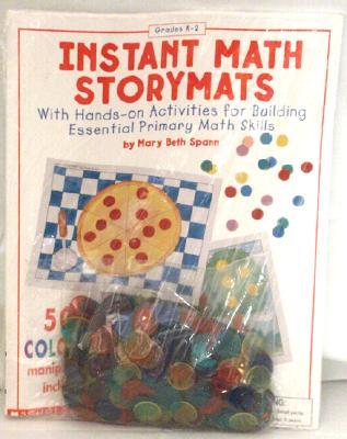 Image for Instant Math Storymats (Grades K-2)