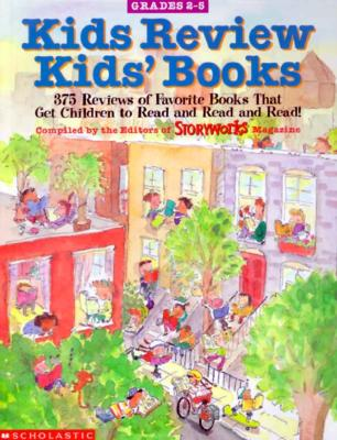 Image for Kids Review Kids' Books (Grades 2-5)