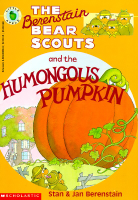 Image for The Berenstain Bear Scouts and the Humongous Pumpkin (Berenstain Bear Scouts)