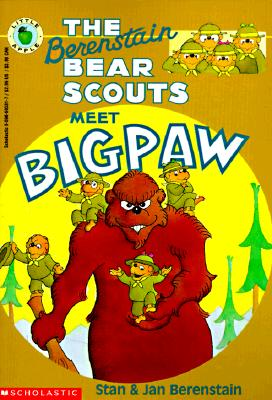 Image for The Berenstain Bear Scouts Meet Bigpaw (Berenstain Bear Scouts)