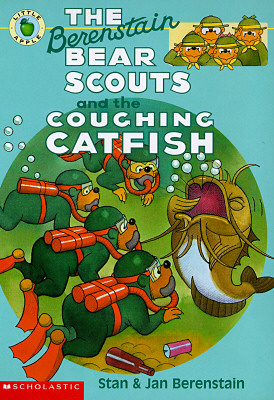 Image for The Berenstain Bear Scouts and the Coughing Catfish (Berenstain Bear Scouts)