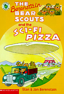 Image for The Berenstain Bear Scouts and the Sci-fi Pizza  (Berenstain Bear Scouts)
