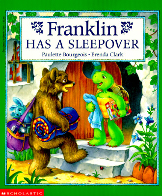 Image for Franklin Has A Sleepover (Franklin)
