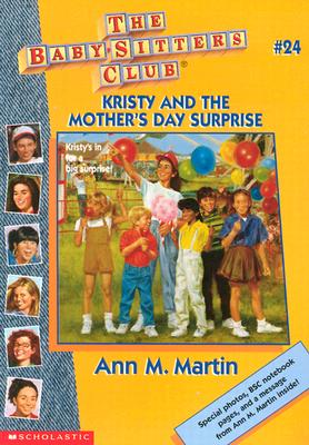 Image for Kristy and the Mother's Day Surprise (Baby-Sitters Club #24)