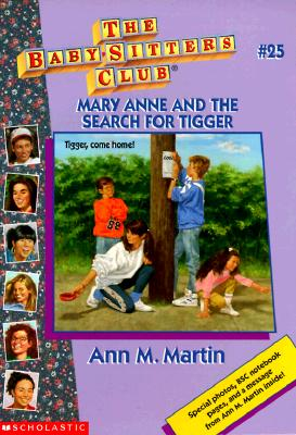 Image for Mary Anne and the Search for Tigger (Baby-sitters Club)
