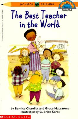 Image for Best Teacher In The World, The (level 3) (Hello Reader)