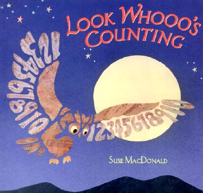 Look Whooo's Counting, Suse Macdonald