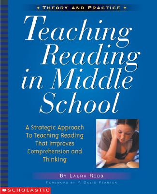Image for TEACHING READING IN MIDDLE SCHOOL