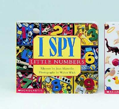 Image for I Spy Little Numbers