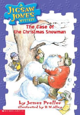 Image for The Case of the Christmas Snowman (Jigsaw Jones Mystery 2)