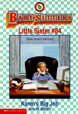 Image for Karen's Big Job (Baby-sitters Little Sister)