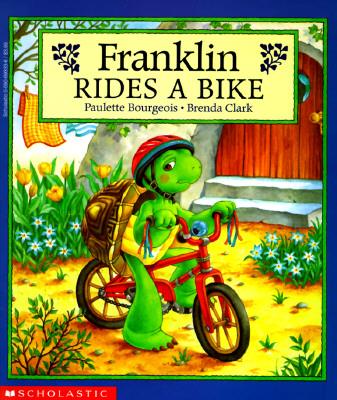 Image for Franklin Rides A Bike
