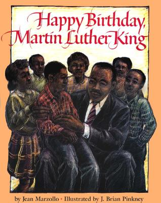 Image for SOCIAL STUDIES 2003 LITERATURE BIG BOOK GRADE 2 UNIT 4 HAPPY BIRTHDAY, MARTIN LUTHER KING (SCHOLASTIC)